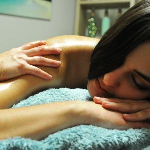 Massage relaxant - Institut Eveil des Sens