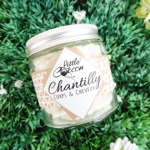 Chantilly douceur amande Little Cocoon