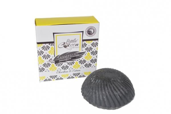 Shampooing solide Détox citron Little Cocoon