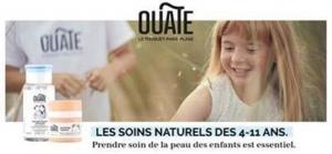 Institut Eveil des Sens Oudon - ouate marque soins pour enfants - 01.12.2020